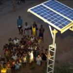 Village solaire