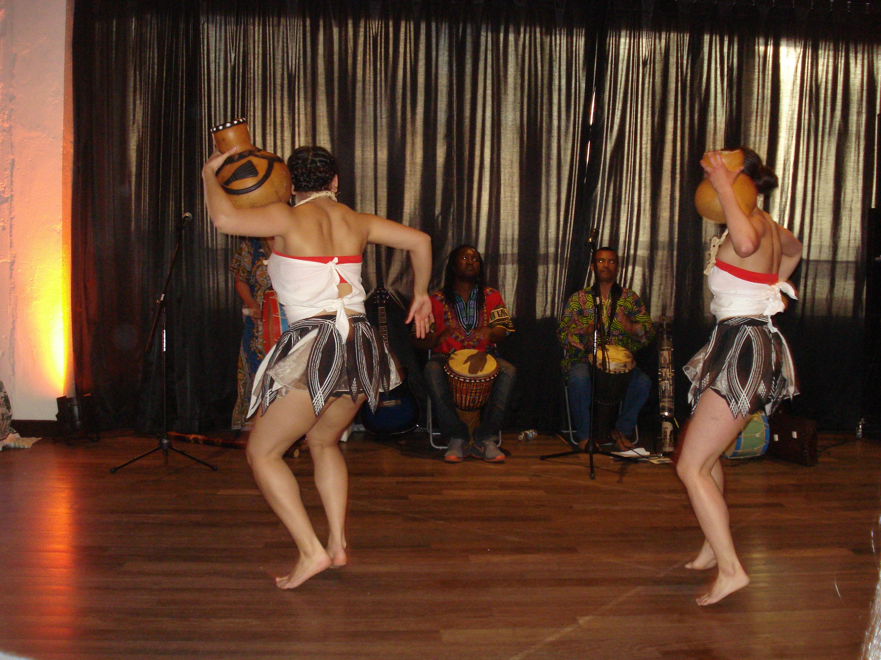 Tsingory danse