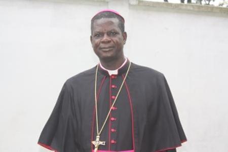 Mgr Samuel Kleda
