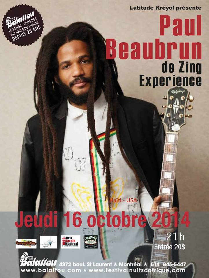 Paul Beaubrun