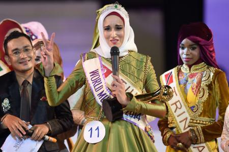 Miss muslimah
