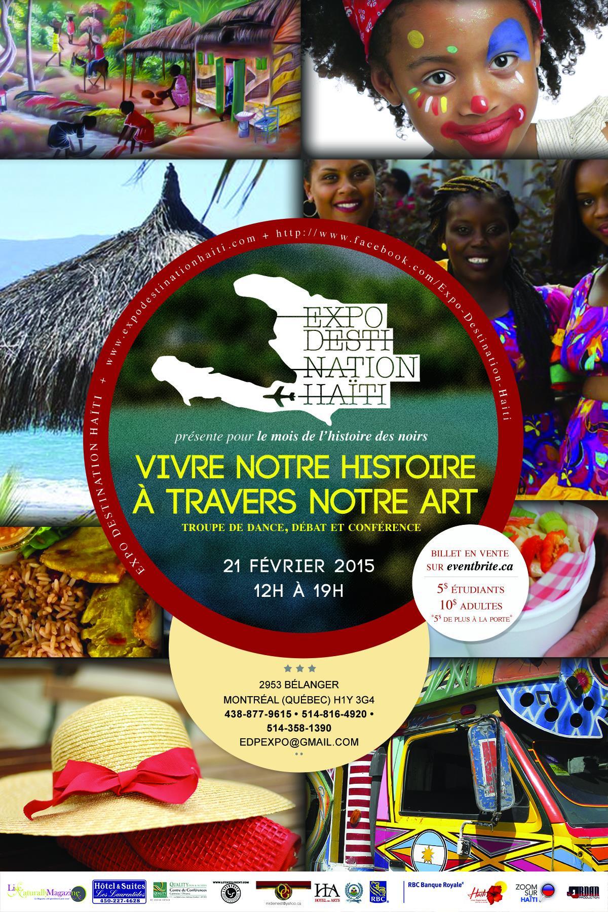 Exposition Haiti