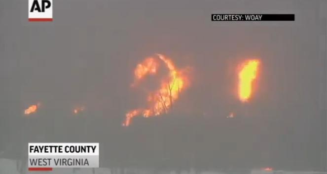 Incendie-Virginie
