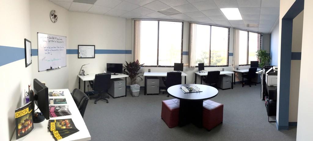 chronique travailler dans les espaces de bureau ouverts. Black Bedroom Furniture Sets. Home Design Ideas