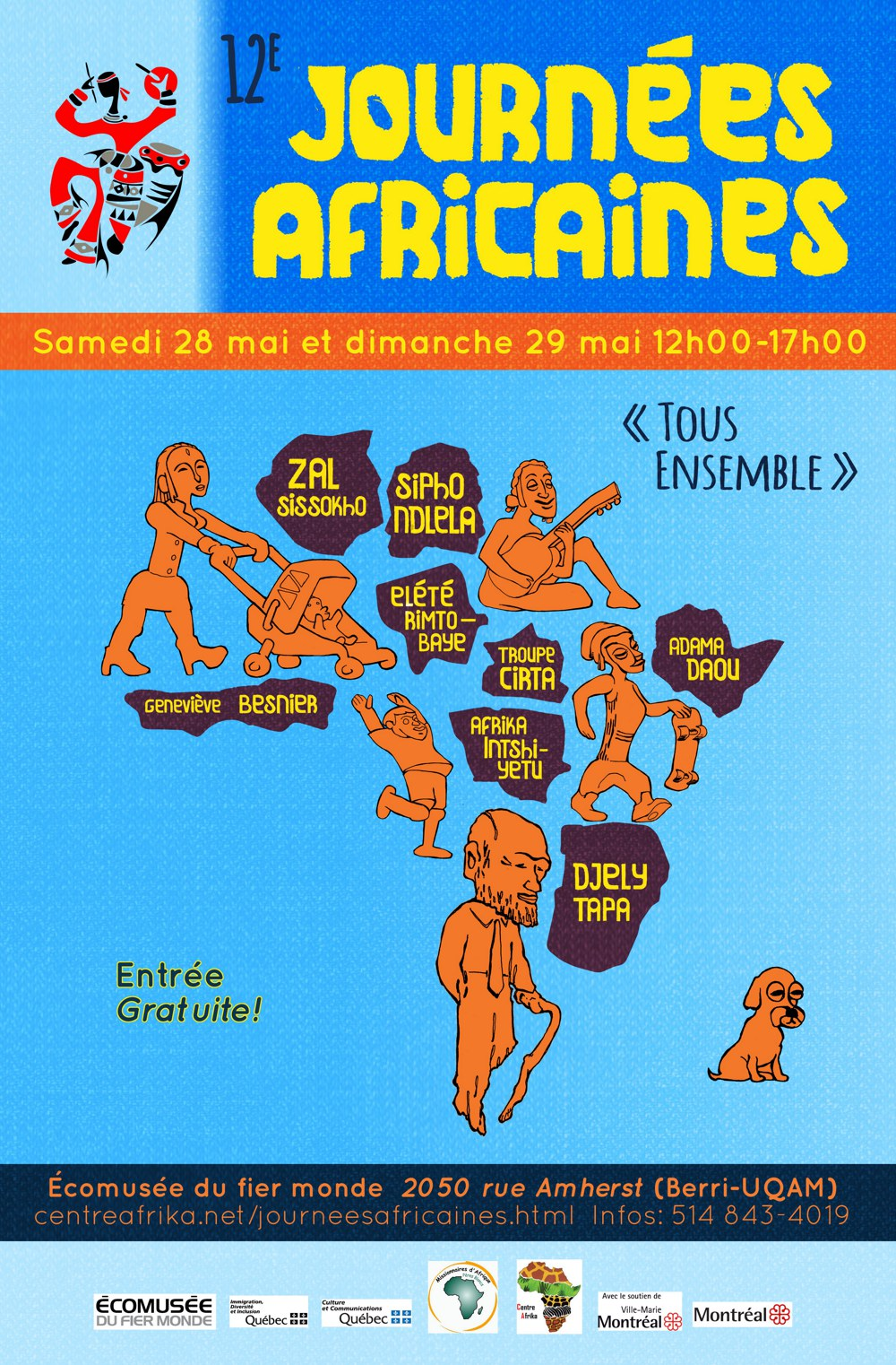 Journées-Africaines