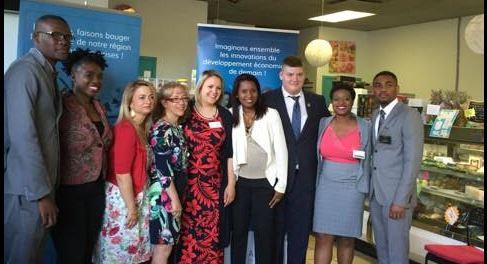 De jeunes entrepreneurs acteurs du changement montr al for Chambre de commerce de montreal nord