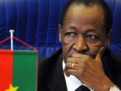 Blaise Compaoré, ancien président du Burkina Faso, crédit photo: Telquel