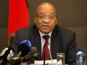 Jacob Zuma, Président de l'Afrique du Sud