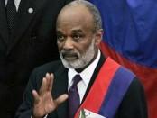 René Garcia Préval, ancien président Haiti