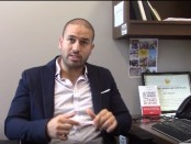 Noumane Rahouti, enseignant à l'Université de Floride Centrale