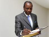 Alpha Condé, Président de la Guinée Conakry