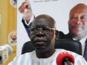 Salif Diallo, président Assemblée nationale du Burkina Faso, décédé à Paris