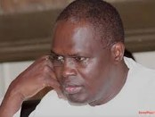 Le maire de Dakar, Khalifa Sall