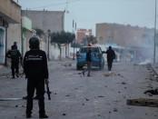 Manifestation-Tunisie