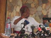Monseigneur Philip Fanoko Kpodzro