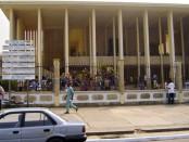 Le tribunal de Brazzaville