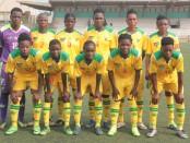Les Éperviers Dames du Togo