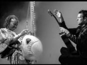 Zal Sissoko et Derek Gripper