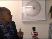 Rencontre avec Christiane Taubira, ministre la Justice française 2012-2016
