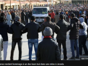 Marocprotestation