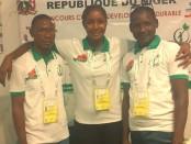 Des étudiants nigériens