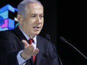 Le premier ministre Israélien Benyamin Netaniahu