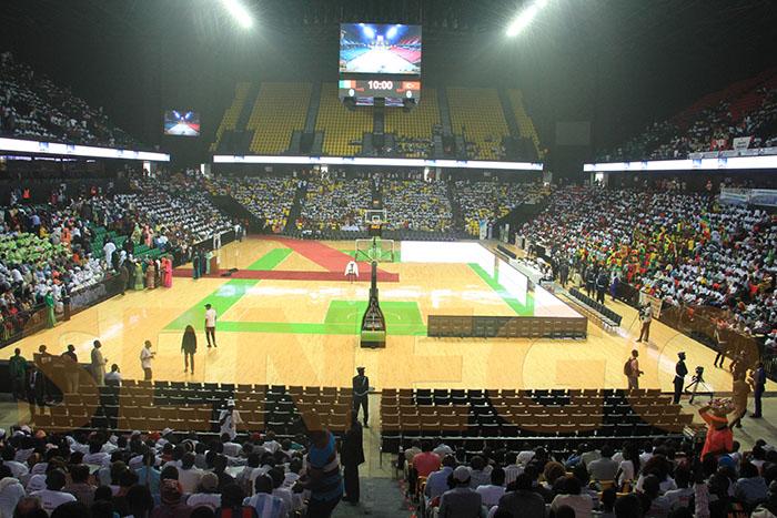 Dakar Arena, Sénégal