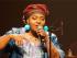 Barbara Gullaume, chanteuse. Crédit photo: Nuits d'Afrique
