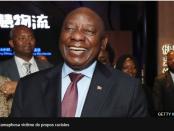 Cyril Ramaphosa, Président de l'Afrique du Sud
