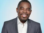 Frantz Benjamin, conseiller municipal et candidat du Parti libéral pour le poste de député dans la circonscription de Viau, à Montréal pour les élections provinciales 2018 au Québec.