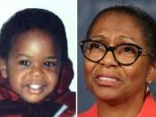 Jermaine Mann et sa mère Lyneth Mann-Lewis. Crédit photo: Toronto Star