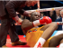 Le boxeur Adonis Stevenson. Crédit photo: Association Press