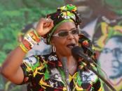 L'ex-première dame zimbabwéenne, Grace Mugabe