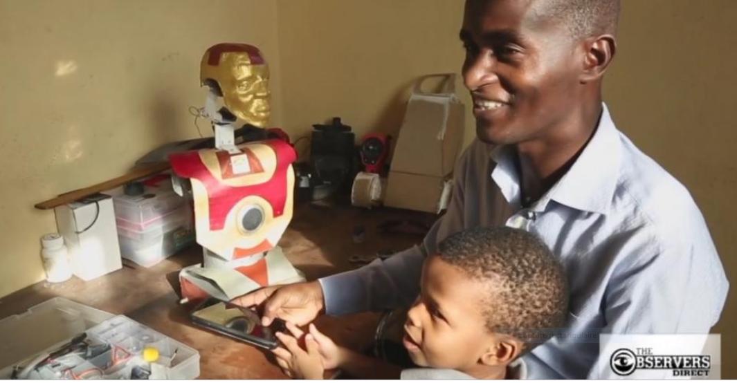 Haiti-Invention