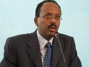 Mohamed Abdullahi, président somalien