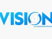 Logo de la chaîne de télévision Vision 4