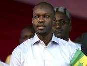 Ousmane Sonko, Pastef (Patriotes du Sénégal pour le travail, l'ethique et la fraternité). Crédit photo: RFI