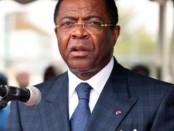 Edgard Alain Mebe Ngo'o,  ncien ministre de la Défense du Cameroun