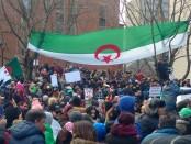 Manifestation-Montreal