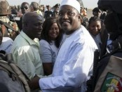 Les militaires sont accusés d'avoir préparer un complot contre le président gambien Adama Barrow