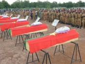 Cérémonie d'hommage aux victimes.( Photo d'archive)