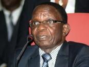Claude Kory Kondiano, le président de l'Assemblée nationale de la Guinée