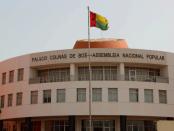 Le Parlement, à Bissau, qui n'a toujours pas trouvé un consensus pour la nomination du nouveau Premier ministre. © pt.wikipedia.org/wiki/Assembleia_Nacional_Popular_da_Guiné-Bissa
