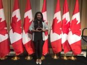 Présidente de la Commission des Femmes du Parti Libéral du Canada-Section Québec