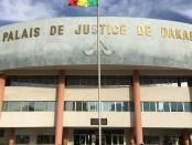 Le palais de justice de Dakar, au Sénégal. (Photo d'illustration) © RFI/Guillaume Thibault