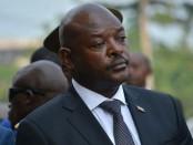 Le président burundais, Pierre Nkurunziza