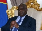 Félix Tshisekedi , président de la RDC