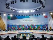 Le sommet de Sotchi Russie-Afrique s'est achevé jeudi 24 octobre. © Sergei Chirikov/Pool via REUTERS