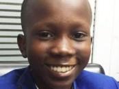 Viemens Bamfo est le plus jeune des quelque 3 000 étudiants inscrits à l'Université du Ghana