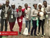 Les jeunes inventeurs du Burkina Faso au First Global Challenge 2019
